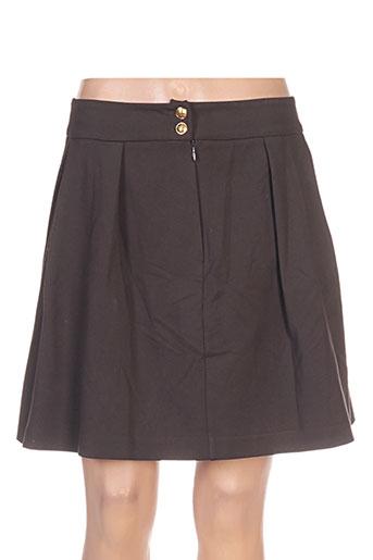 esprit jupes femme de couleur marron