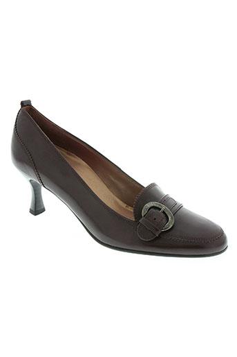 hogl chaussures femme de couleur violet