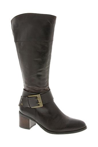 fugitive by francesco rossi chaussures femme de couleur marron
