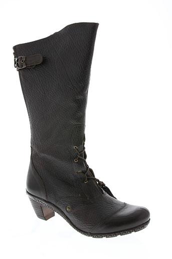 ciao ! ragazzi chaussures femme de couleur marron