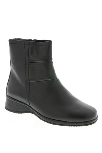 kiarflex chaussures femme de couleur noir