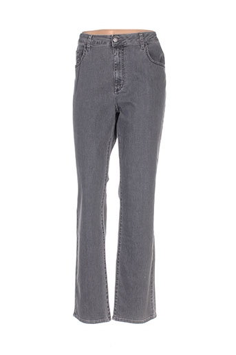 kanope jeans femme de couleur gris