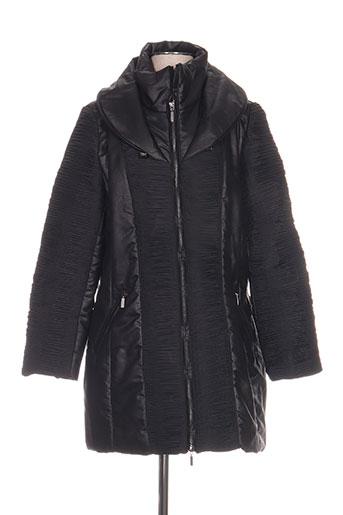 divas manteaux femme de couleur noir