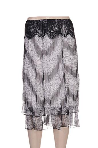 purplerose jupes femme de couleur gris