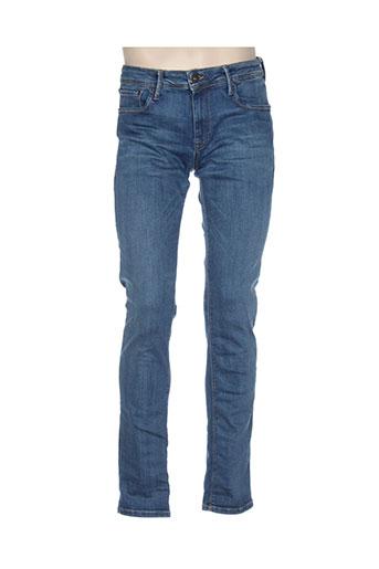jack EFFI_CHAR_1 jones jeans homme de couleur bleu