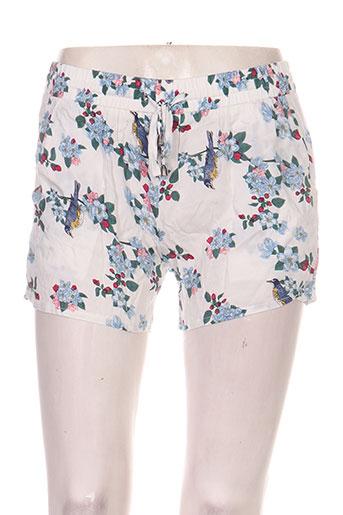 goa shorts / bermudas femme de couleur beige