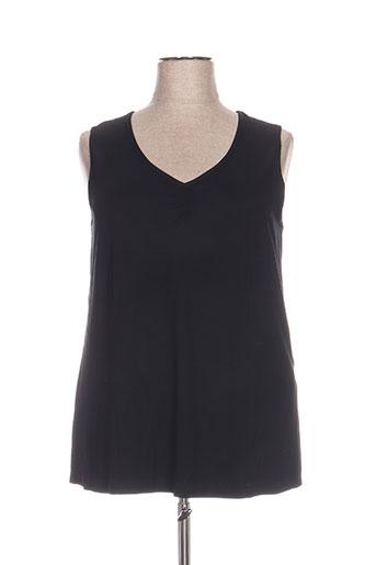 chalou t-shirts femme de couleur noir