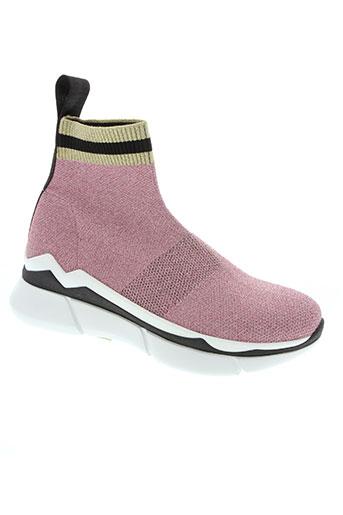 elena lachi chaussures femme de couleur rose