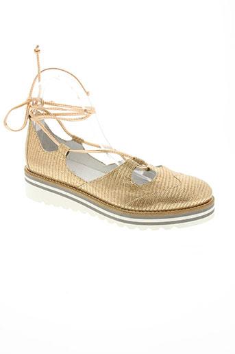 philippe morvan chaussures femme de couleur beige