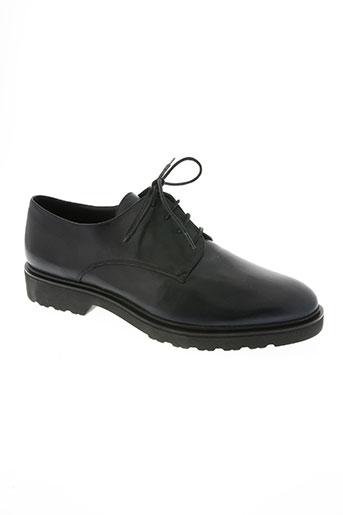momenti chaussures homme de couleur bleu