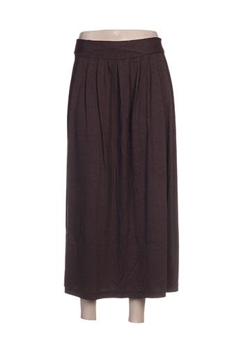 blancheporte jupes femme de couleur marron