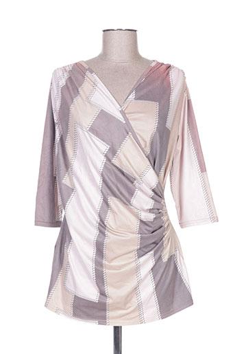 romeo pour juliette tuniques femme de couleur gris