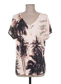 Produit-T-shirts-Femme-LEO & UGO