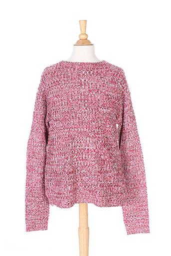 tiffosi pulls fille de couleur rose