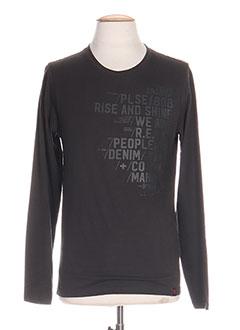 Produit-T-shirts-Homme-TIMEZONE