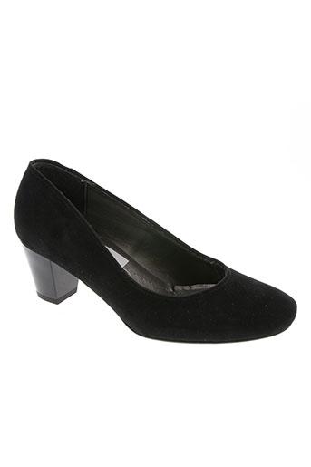 jana chaussures femme de couleur noir