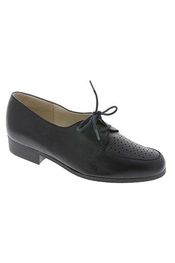 ombelle chaussures femme de couleur bleu