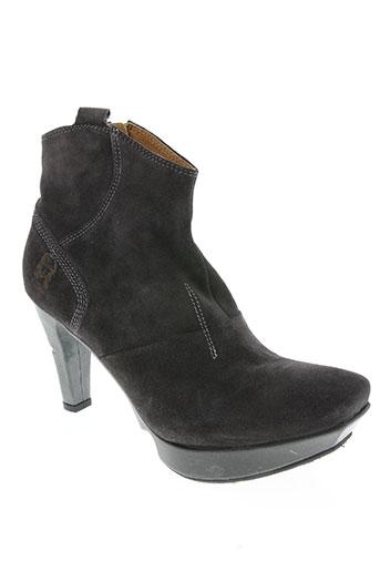 prophecy chaussures femme de couleur gris