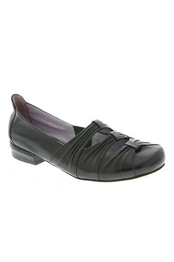 everybody chaussures femme de couleur noir