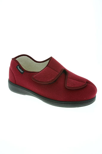 podowell chaussures homme de couleur rouge