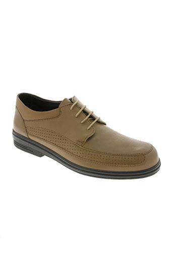 rohde chaussures homme de couleur marron