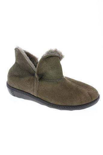 romika chaussures femme de couleur vert