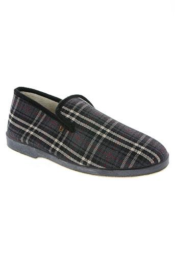 ouf! chaussures homme de couleur gris
