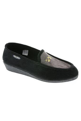 sementa chaussures femme de couleur noir