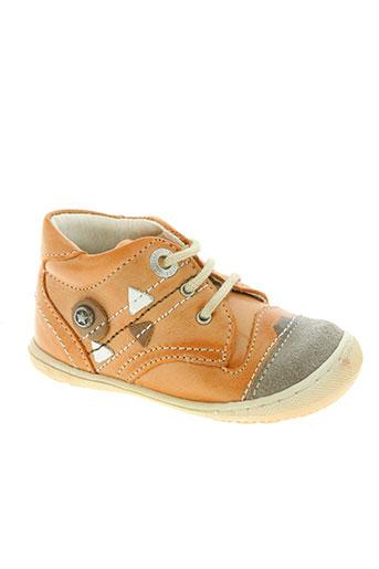primigi chaussures garçon de couleur orange