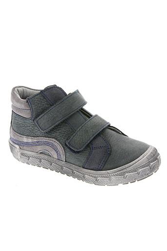 minibel chaussures garçon de couleur bleu