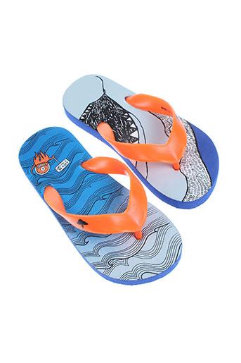 billybandit chaussures garçon de couleur bleu