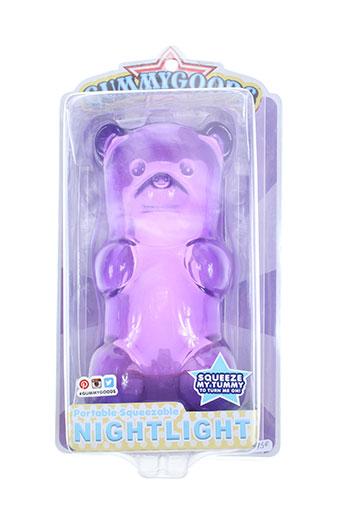gummygoods accessoires enfant de couleur violet