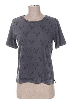 Produit-T-shirts-Fille-UNE FILLE