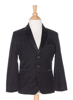 Veste casual noir CARREMENT BEAU pour garçon