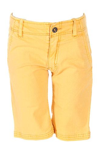 levis shorts / bermudas garçon de couleur jaune