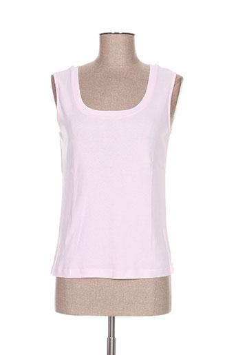 regence chemises femme de couleur rose