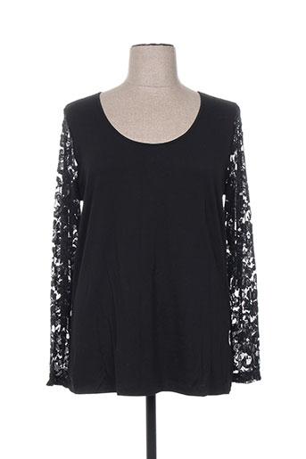 veto chemises femme de couleur noir