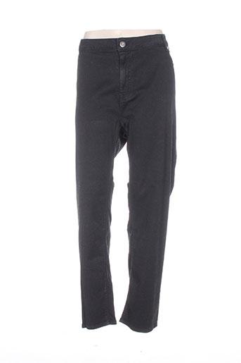 oliver jung jeans femme de couleur noir