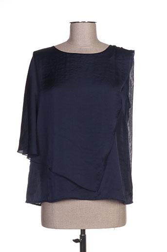 paz torras chemises femme de couleur gris