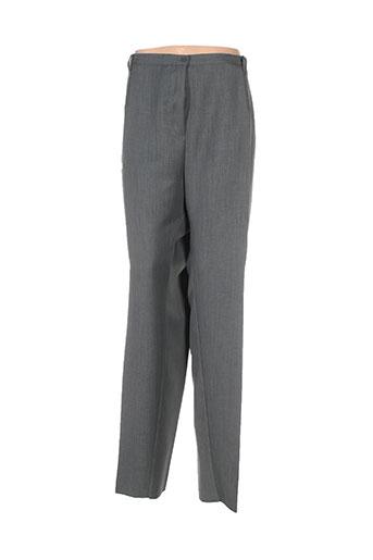 Pantalon chic vert ISA COUTURE pour femme