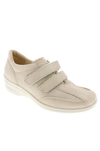 rohde chaussures femme de couleur beige