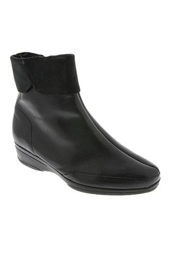 luxat chaussures femme de couleur noir