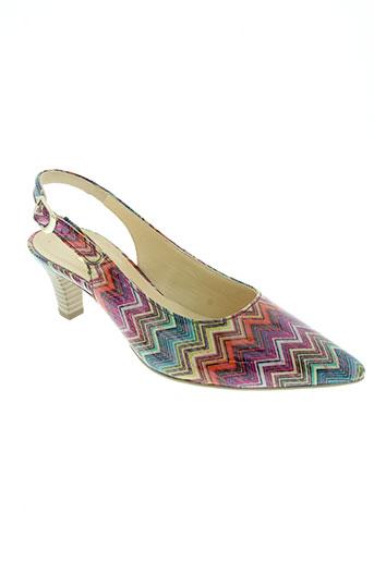 gabor chaussures femme de couleur rose