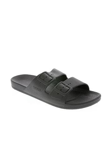 moses chaussures femme de couleur noir