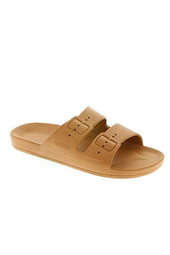 moses chaussures femme de couleur marron