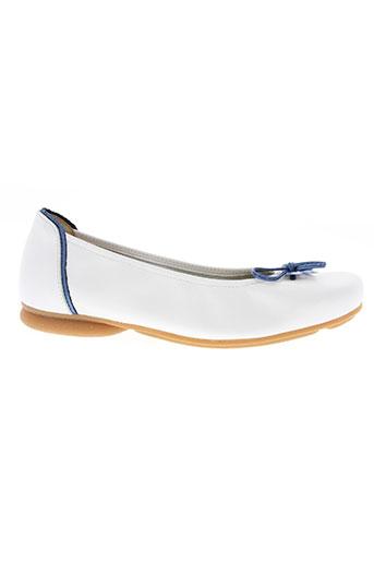 sabrina chaussures femme de couleur blanc