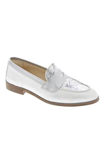 dorking chaussures femme de couleur gris