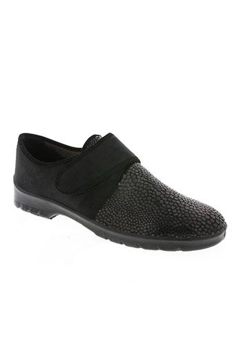 florett chaussures homme de couleur noir
