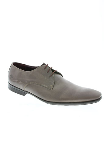 kost chaussures homme de couleur marron