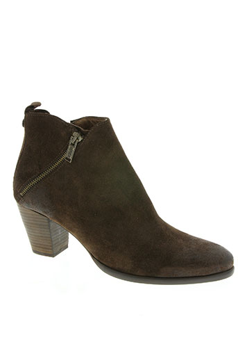 minka design chaussures femme de couleur marron